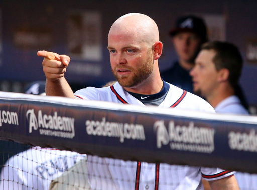Brian McCann is a Free Agent this offseason.  It will be another turning point for this franchise - if they can resign him, however, at least they have Evan Gattis to take over the Full - Time Catching Duties. The Dollars and Years have to be reasonable from the longest serving Brave.  This would not have been as big of a deal to contemplate in the scheme of money, however the atrocious B.J. Upton signing could plague the franchise for 4 more years.