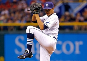 Chris Archer is a great young pitcher just up from their AAA team the Durham Bulls. Him and Wil Meyers have been great sparks to this club. In my opinion they were called up a little too late, will that cost the Rays in the end?