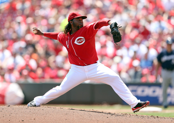 Johnny Cueto is 97 - 70 (.578) career with a 3.30 ERA however he has put forth a 2.71 ERA since the start of the 2011 year.  Much like his new team, Cueto has performed better in the even years of this decade, where he finished 2nd in Cy Young Voting in 2012 and 4th in 2014 Cy Young Voting.  He stands to make $132 MIL over the next 6 years (or $154 MIL if the club picks up his 2022 Team Option for a 7th year).  The 30 year old also has an opt out clause after 2017 - that would let him make $42.6 MIL for the next 2 years - and then hit the open market.
