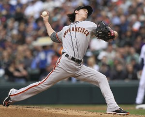 Tim Lincecum has not had the best season for the Giants, but he did throw a no-hitter against the Padres. So there is still some dominance left in that right arm of his. He can still strike batters out, just not at the rate he did in the past. There is a long list of teams that would have no problem taking a risk on him and giving him a lucrative deal.
