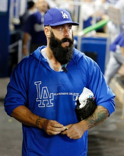 From 2008-2011, Brian Wilson was one of the top closer in the Majors with 163 Saves.  He Saved 48 Games with a 1.81 ERA only 3 years ago in  2010 for the World Champ Giants.  He went through TJ Surgery for a 2nd time in April of 2012 - who will give him a chance in 2014, by signing the pending Free Agent?