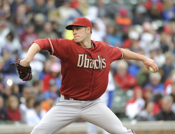 Patrick Corbin pitched like the ace of the staff for Arizona and gave them a chance to win every time he pitched. The DBacks went 23-9 in the games that he started. He used the combination of a good fastball and a devastating slider that confused when they came up to the plate against him. The southpaw won 14 games and pitched over 200 innings in his first full season in the rotation. He struck out 178 batters and only walked 54 with a 1.16 WHIP.  Corbin held opposing batters to a .240 average and left-handers only hit .203 against him. He did struggle in the final month, as it looked like he ran out of gas - which we know may have been because of a UCL strain.  Corbin will miss the entire 2014 year with Tommy John Surgery. unless a 2nd opinion changes things.