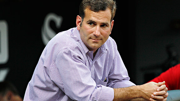 """Rick Hahn made his first major move as White Sox GM yesterday when he signed 26 year old Cuban defector Jose Abreu to a 6 year $68 million contract. While most are surprised that the White Sox were able to sign Abreu, most are also happy with the signing. So fans are hoping that, along with Avisail Garcia, Abreu can be one of the Sox cornerstones for years to come."