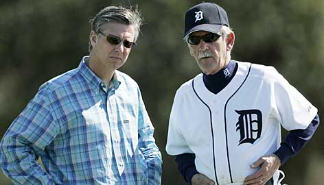 Dave Dombrowksi has made many key moves over the years as GM of the Tigers. He acquired Miguel Cabrera from the Marlins, signed Victor Martinez, signed Prince Fielder and recently traded him, signed Tori Hunter, and is rumored to be in on key free agents this offseason. While he no longer has Jim Leyland on his side, he hopes the recently hired Brad Ausmus can have even more success than his predecessor.