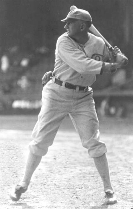 "'Shoeless"" Joe Jackson is 3rd ALL - Time in Career Batting Average with a mark of .356.  In 5 different seasons, he carried an OPS north of 1.000 - and he has a lifetime mark of .940.  From 1910 - 1920, Jackson hit over.300 - with his career best coming in 1911 at .408.  At the time he banishment from the game forever, with 7 other Black Sox players, he was only 32 years old.  Their have been many movies and stories written about Jackson's involvement in the 1919 throwing of the World Series versus the Cincinnati Reds."