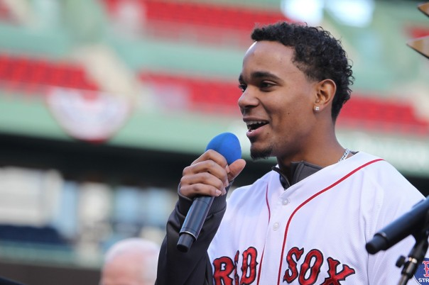 Xander Bogaerts had himself an awesome few months in the MLB.  After he took few AB at 3B for the departed Jose Iglesias, he managed to hit hvae a most impressive 2013 postseason.  In 34 PA, the 21 Year Old hit for a 3 Slash Line of .296/.412/.893 - with 9 Runs Scored and 6 Walks in those 27 official AB.  Of his 8 hits in the playoffs, 4 went for Extra Bases, with 3 Doubles and a Triple. With the uncertainty of the franchise bringing back Stephen Drew, Xander Bogaerts may have the stage all to himself at the SS position in 2014.