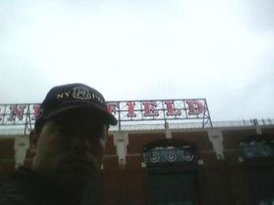 Chuck Booth at Turner Field April.18/2012
