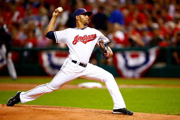 Danny Salazar, who is about to turn 24 on Jan.11, 2013, was called up for the stretch run and posted some impressive numbers to help aid the squad.  He was just 2 - 3 in his 10 Game Starts, however he only yielded a 3.12 ERA and 1.135 WHIP in 52.0 IP.  With the likes of JImenez and Kazmir not coming back for 2014, it will put the youngster up the ladder of the peking order in Cleveland with Corey Kluber.  Let's see if he can handle the pressure in the upcoming season.