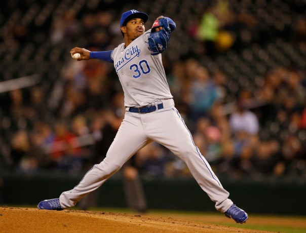 His curve and changeup both are well above big league average pitches and could help lift Ventura to ace level status.  He probably never be a Cy Young level pitcher, but n Royals fan will complain about rolling him out in game one of a playoff series either.