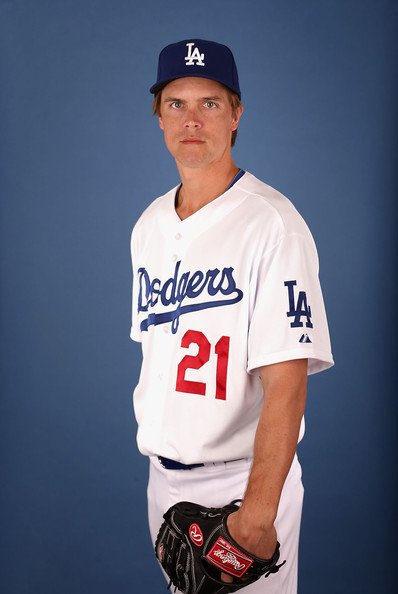 Greinke is 21 - 6, with a sub 3 ERA in his Game Starts over the last year and a bit for both of the LA Angels and LA Dodgers.  Last year, the RHP fashioned an ERA of 2.63 in just 177.2 IP.  The 10 Year Veteran and 30 Year Old, finished 8th in NL Cy Young Voting.  Along with Kershaw, they provide the best 1 - 2 punch in any starting rotation in the majors.