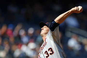 Smyly was the dominant LHP In the Tigers Bullpen Bullpen, and had a 2.37 ERA with a 6 - 0 record in 63 Appearances and 76 IP.  Smyly was moved into the Rotation for this year.  He was last in the rotation in 2012, with a 3.99 ERA in 19 GS.