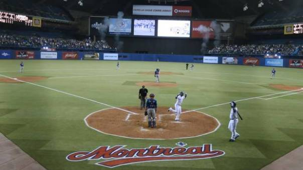 The Blue Jays drew almost 100K fans in the two regular season games in Montreal. At the very least, why not host a few series in early April to help drive up attendance? Olympic Stadium could host a series versus the Rays/Orioles, or you could make it more accessible to the New York and Boston fan bases - by hosting series against the Red Sox and Yankees.