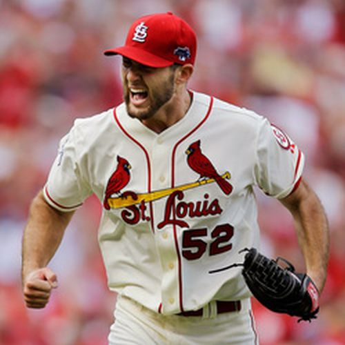 With how awesome he fared, some would say that this would be an even trade straight up. Michael Wacha, 22, was picked in the 2012 Conditional Draft Pick selection the Cards received for the Angels signing Albert Pujols in the winter of 2011. With how awesome he fared, some would say that this would be an even trade straight up. Wacha made up for missing some of 2014, with a 17 - 7 record, compiled by a 3.38 ERA in his 30 Game Starts. Wacha can pitch like an ace. 2015 saw the RHP appear in his 1st ALL - Star Game and he tallied 181.1 Innings worth of work.