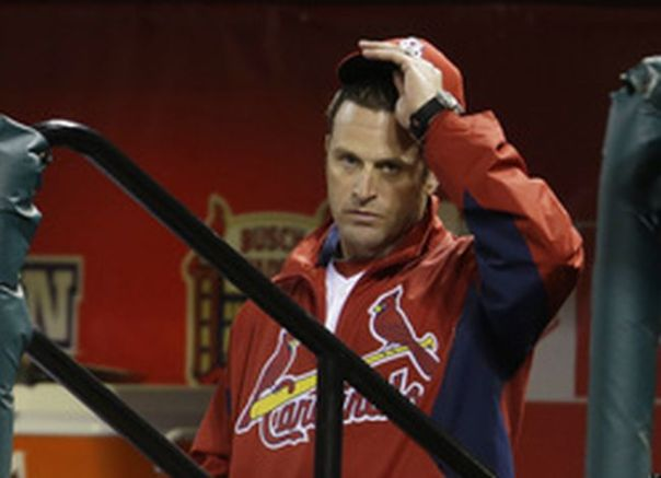 Two seasons into his managerial career, Mike Matheny has not been able to get the production he has wanted off the bench (with obvious exception being Matt Adams.) Whether it be to injury or just lack of power hitting, the bench has just not been productive. With Wong getting the starting spot at second and Peralta at shortstop, St. Louis picked up Mark Ellis for insurance purposes and as a nice bat off the bench. Having all three starting spots taken up in the outfield, Oscar Taveras will be the power off the bench once he emerges from the minors after he returns from his recent hamstring issue. Daniel Descalso will add a little speed off the bench along after subpar  offensive numbers. Descalso offers a much needed left handing hitter off the bench