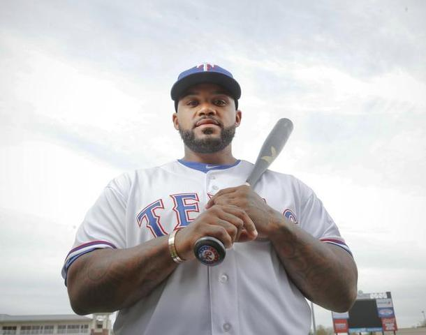 Prince Fielder's 2013 - 3 Slash Line (.279/.362/.819) is far below his Career Mark of .286/.389/.916.  The man has not hit a HR in his last 74 AB in the playoffs either.  Fielder at least had 5 HRs in 1st 70 AB for his playoff Career.  Maybe that will change in Texas, after he clubs his way to be an AL MVP Candidate for the Rangers in 2014.  I expect him to return to the 40+ HR plateau, drive in well over 100+ RBI - and lead his team to a World Series Appearance this year.