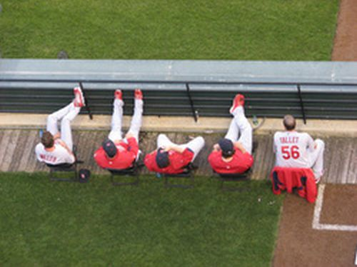 The Cardinals bullpen will provide some major power arms. There is no doubt that this bullpen is going to light hitters up every time they take the mound. St. Louis has a minimum of five relievers who throw 98 mph or better. Jason Motte returns sometime early this season until then, Carlos Martinez and closer Trevor Rosenthal will be the anchor of a talented young bullpen.
