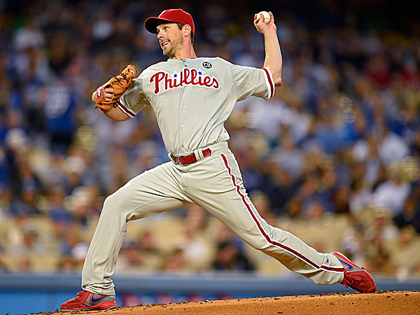 Cliff Lee was downright filthy last in blanking the Dodgers.  It was the 1st 0 runs game for the NL Los Angeles team, thus eliminating them from this competition.  The only NL team left is the Colorado Rockies, who of course play in Coors Field.
