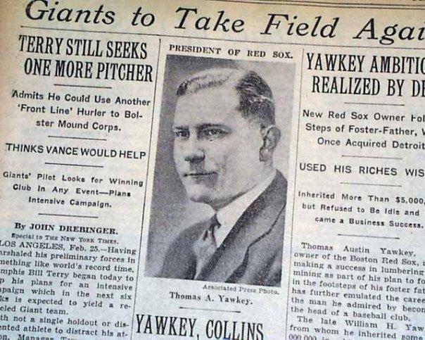 New York Times - FEBRUARY 6, 1933