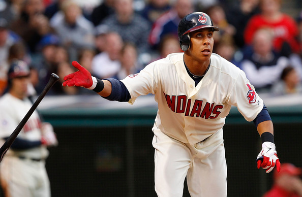 Michael Brantley has had a vast amount of pressure bestowed on him for being the last recognized name dating back to the CC Sabathia trade in 2008.  The 27 Year Old. 6 year veteran is having his finest campaign in the majors, with a .318/.376/.505 slash line, and has clubbed 15 HRs, 27 Doubles while driving in 65 RBI thus far.  Brantley signed a 4 Year deal worth $25 MIL prior to the year, with a $11 MIL Team Option for 2018.  His production and value will help the franchise dole out many in other avenues for years to come if he keeps up this new found success.