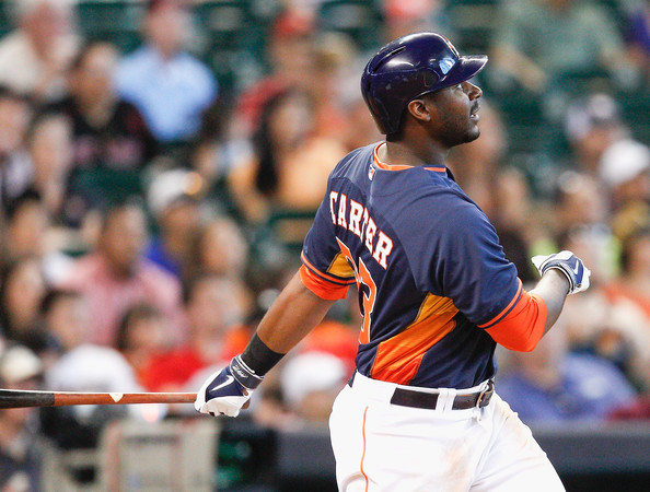 Chris Carter is the biggest mover and shaker this week, and is leading the Majors in bombs since May 09.  He has fashioned his bolts in a short amount of time by having Multi HR Games, and also coupling it with consecutive streaks.  This guy is looking like a keeper for Houston, and may be one of the guys that got away from Billy Beane!