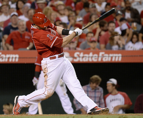 It is my belief that the Angels should just leave Cron at the DH position permanently, to replace Ibanez, and he could also give Pujols and Hamilton days off as well in going forward in the 2014 season.  The 23 Year Old RHB, has HRs in back to back games - and is featuring an OPS of 1.128 in his 1st 29 AB in the Majors.  Among his hits, include 6 Singles, 3 Doubles and 2 Home Runs in his 1st 8 Games Played.