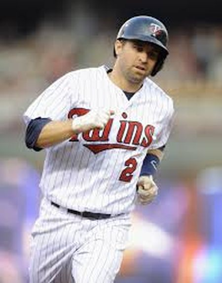 Brian Dozier has consistently put up great power and leadoff numbers for the Minnesota Twins thus far in the 2014 campaign.  The 27 Year Old 8th RD pick from the 2009 Draft for Minny, leads the AL in AB (195) and Runs Scored (38).  This goes nice with 10 HRs, 30 BB, 12 SB and 22 RBI.  Dozier's line is .250/.369/.463.  If he keeps this up, he may join Joe Mauer at the ALL - Star Game at Target Field in mid July.