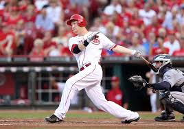 Frazier was an ALL - Star this year, is in the top 5 HRs leaderboard, and represented the NL in the 2014 HR Derby Final.