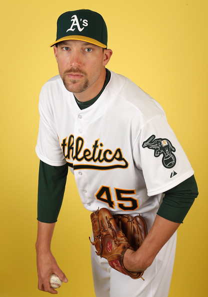 Jim Johnson had 2 losses in his 1st 2 appearances of the year, which both were held at o.co coliseum, which certainly din't endear him to his new faithful fans in the Bay Area.  Johnson has been plagued by nearly 2 baserunners per inning worked.  Having 101 Saves in the last 2 years to lead both campaigns may have been entirely misleading to what this guy was like.  The A's are paying him about 12% of their entire payroll - for him to put forth these horrible numbers.  There is one trade partner that Oakland may be able to coax into a deal, and that is Tampa Bay, who has former A's Closer Grant Balfour having a similar year to Johnson.