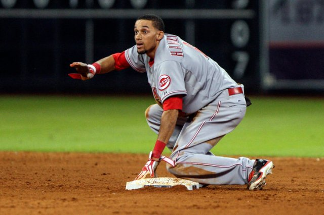 Get used to seeing more of Billy Hamilton swiping bases in the 2nd half.  If he keeps up his pace after about the 110 game mark, he will end the year stealing 70+ bases and scoring 90+  Runs.  He has hit for his best BA ever as a professional in the last 3 months, and is a big reason why the Reds are  on the fringe of contention as we speak.