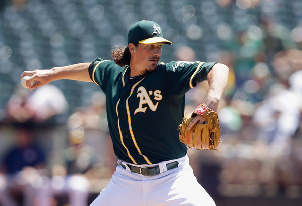 Part of the lure in acquiring Samardzija was that he had 1 year left of Arbitration.  He will likely cost in the $12 - 15 MIL range for 2015.  He tops the list of several A's players that will be ARB eligible in 2015 like Moss, Donaldson, Cook, Parker, Jaso, Reddick and Gentry.  While the club is going for it in 2014, there unloading of Cespdes's $10.5 MIL 2015 salary will be used to pay these guys raises.  Some of the club will be traded or released.  The A's should still have about $25 MIL to spend on 7 or 8 guys next year.  Their $95 MIL payroll in 2014 is their highest ever recorded for any one year.