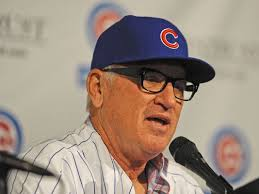 Joe Maddon signing with the Cubs to skipper the club for the next 5 years is the biggest story of the hotstove so far.  He is also the clubhouse leader of adult beverages bought, although we will still give the consumed adult beverage lead to Madison Bumgarner