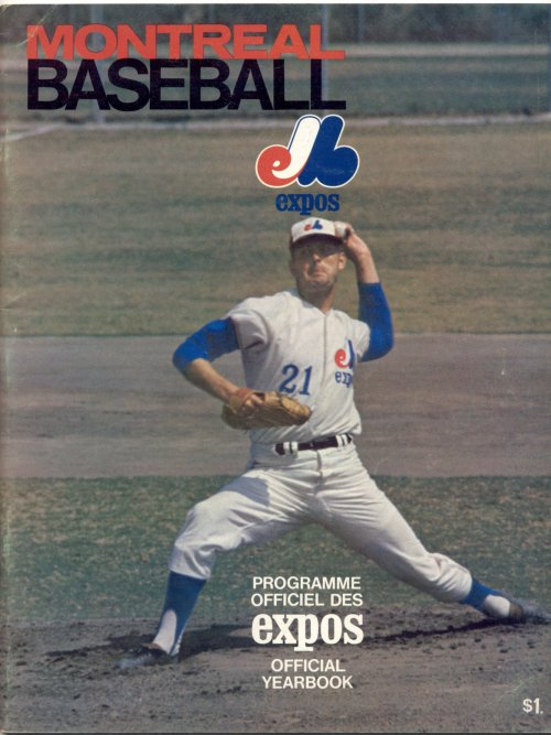 1969  montreal  expos  yearbook+