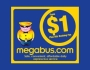 Jump On Prices For Megabus Riding – As You Can Book Now Through May.23 – For Prices As Low As $1