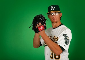 Tyler Clippard pretty much has been in contention or won the Holds mark in the last several years for the Nationals.  He is expected to start the year filling in for Sean Doolitle.  This will probably negate him from winning the Holds trophy in his 1st year back in the American League.   Photo Source:  Getty Images