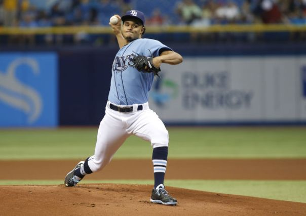 Chris Archer is set to make $41.9 MIL over the next 6 years with the club if he makes all the Team Options. Archer will hit his afe 27 year coming off his best season as a pro. He led the AL with 34 Game Starts, logged 212 Innings, and fanned 252 batters - which was good for 2nd in the American League. Archer made his 1st ALL - Star Game and finished 5th in AL Cy Young Voting.