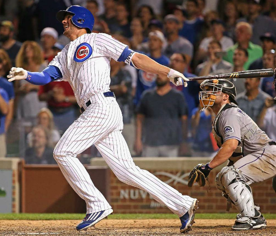 With Kris Bryant, Kyle Schwarber, Javier Baez and Addison Russell all under 2 years of service time, these offensive young gems will not be paid very much in the next few years. The Cubs also have breakout starter Jake Arrieta for 2 more years under club control before he hits the open market. Spend the money now and go for it Chicago!
