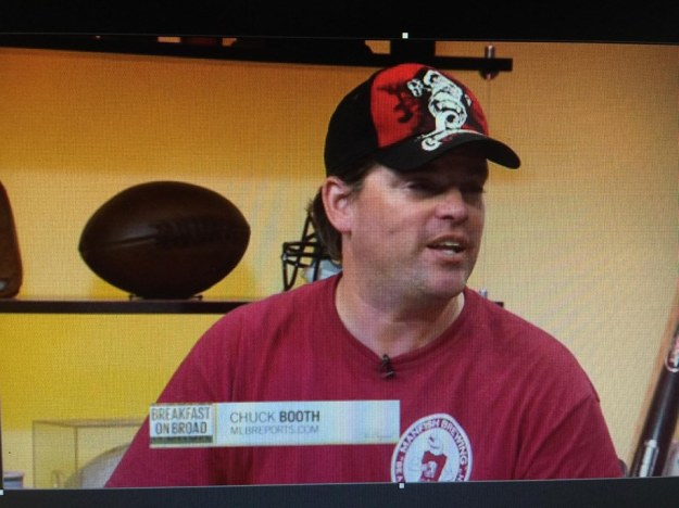 Interview on CSN Philly during the month of July.