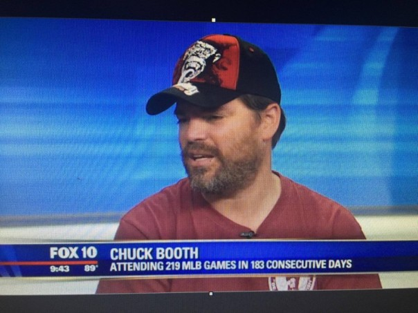 June Interview on Fox 10.