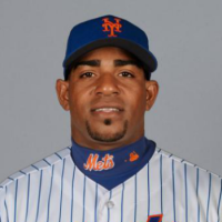 Yoenis Cespedes Looks Good On And Off the Field For The Mets In Their 2016 World Series Quest