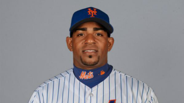 Yoenis Cespedes is a superstar player that has shown he loves the New York spotlight. With some progressive thinking, and a great amount of their young pitching superstars under team control for several years, the Mets have the wherewithal to sign the big Cuban OF. It is my idea that they outbid everyone to sign him, and then trade Curtis Granderson to create enough room in the OF, so that he can move over to a permanent spot in RF in Flushing Meadows.