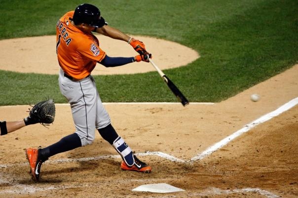Carlos Correa led all Shortstops with 22 HRs in 2015 - despite not being called up until early June. With how rare his power is at the position currently, this will be an automatic advantage for the Houston Astros for the next half - dozen years .