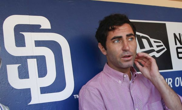 A.J. Preller has been really active trying to replenish his prospect pool after making a big splash in his rookie offseason.  The Padres finished a dismal 74 - 88.  At least he recognizing the error of his ways - and trying to eradicate his mistakes.  He dealt his two best Relievers already, stockpiling 6 prospects in return.