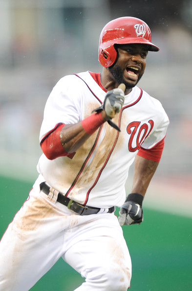The Nationals were 36 - 25 in the games that Denard Span appeared in for the 2015 year. He is going to help some offense as a legitimate leadoff man in 2016 who can play a decent CF.