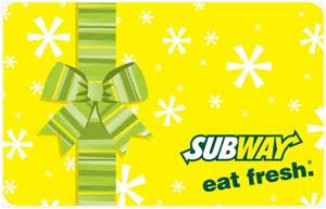 In buying $600 worth of Subway Cards (12 x $50 each) I earned 12 free premium foot long subs on my journey. The power of spending should always be investigated for what rewards may come.