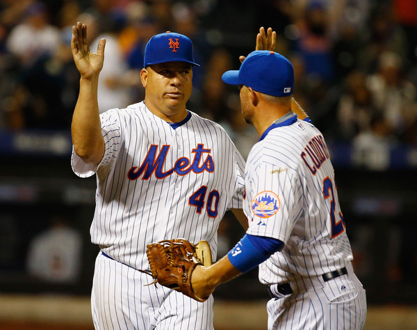 Michael Cuddyer gave the Mets one of the best 'get out of jail free cards there is - by opting out of his $13 MIL salary in 2016. The club was able to sign Bartolo Colon to a 1 YR/Deal worth $7.25 MIL right after. The management took care of one of the glaring needs already this winter by trading for Neil Walker. They also signed Asdrubal Cabrera to a 2 Year deal, with the notion he can backup at SS/3B and 2B over the next few years. If the club can sign a platoon CF - or upgrade the position entirely, than the table should be set for a 95 win campaign in 2016 - with a realistic chance to win the NL East once again.