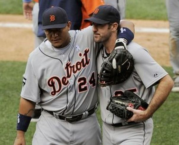Miguel Cabrera will just start his 8 YR/$248 MIL extension in 2016 - and Justin Verlander is still slated to make $112 MIL over the next 4 years. Both of the contracts are in the top 15 in the MLB, with Cabrera's being the 3rd highest ever - toting the highest Annual Average Value for a position player at $31 MIL per season. Both of these guys will need to be healthy and play to their top capabilities if Detroit will go anywhere. It may be a lot harder for JV to do this as Cabrera still won his 4th Batting Title in 5 years during 2015.