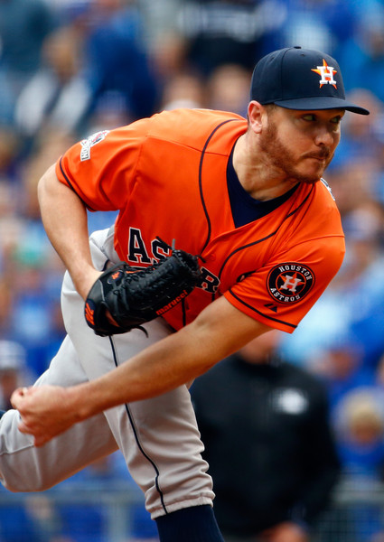 Scott Kazmir has revived his career over the last 3 years after seeing it almost end after his days with the Angels. The LHP has gone 32 - 29 record wise, but has dropped in ERA over the last 3 years from 4.04 in 2013 - 3.55 in 2014 - and 3.10 last year for both the A's and Astros. Kazmir, who will turn 32 later this month, signed a 3 Year deal worth $48 MIL that he can opt out after next campaign. If that is the case he will collect $16 MIL in 2016 for salary at hit the open market in a Free Agent class where he could really garner some big dollar offers.