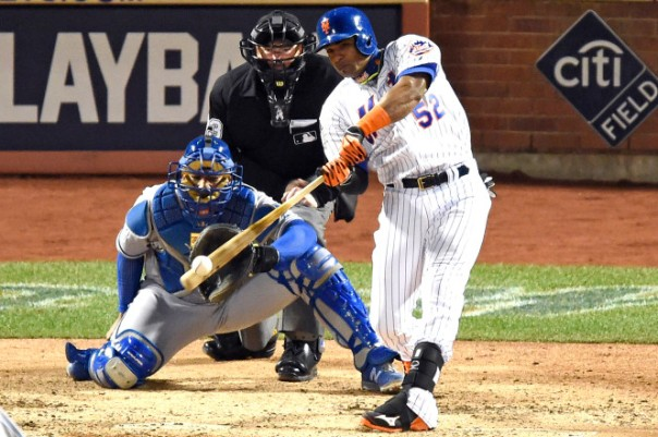 Yoenis Cespedes led all LF for HRs with 35 on the campaign in 2015. He picked a contract year for his best season to date out of the 4 years he has been in the Major Leagues. Cespedes hit 17 HRs with the Mets in 2 months, after smacking out just 18 in the first four months with Detroit. Cespedes finished in the top 40 for both leagues in respective big fly's, and was tied for 13th overall with Manny Machado and David Ortiz.  New York brought him back for at least another year, where he helped the Mets go 34 - 23 down the stretch.  Expect more of the same in 2016.  Mets are the best bet of the week for the 'Fall Classic' value wise.