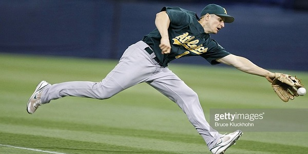 Ellis, still a fan favorite to this day, came up with the team as a rookie in 2002 and was a big part of the Athletics 2002 20-game win streak, which set an AL record. He was the A's second baseman from 2002 until 2011 when he was traded to the Colorado Rockies. During his tenure with Oakland, Ellis hit .266/.331/.337. He was most impressive on defense however and he has been brought in to work with the middle infielders.