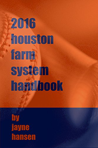 A HOUSTON ASTROS FARMBOOK